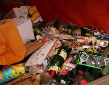 Globalny problem zwykłych śmieci