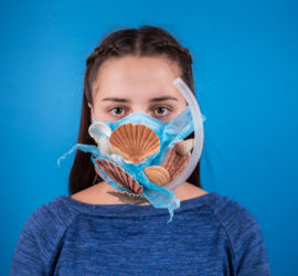 """Plastic Wave"" (""Plastikowa fala""), autor: Zuzanna Distel"